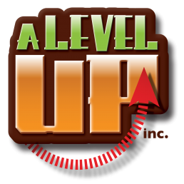 a level up logo